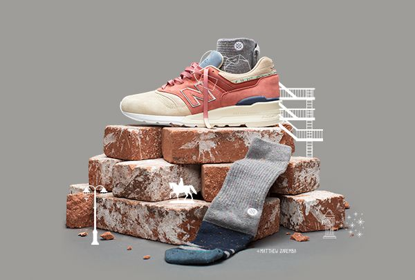 NB X Stance - Drop 1 East