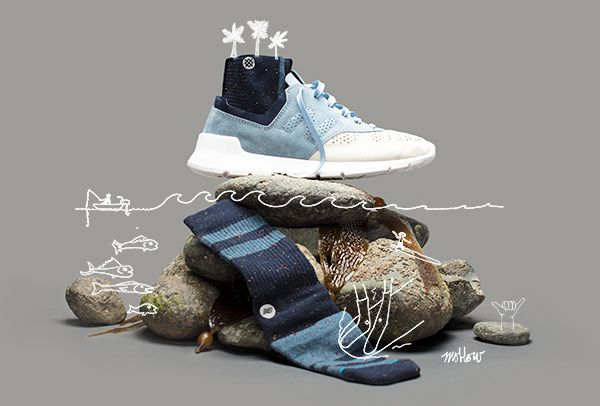 NB X Stance - Drop 1 West
